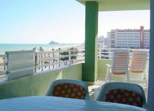 Apartment located at Avenida Papa Luna